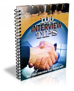 T100 Interview Tips
