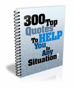 X300 Top Quotes To Help You In Any Situation