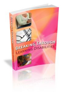 Breaking Through Learning Disabilities e-book 01